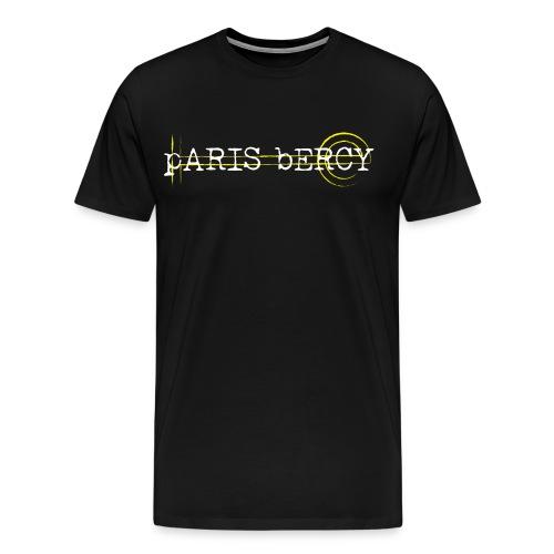Tshirt 2015 (Noir) - T-shirt Premium Homme