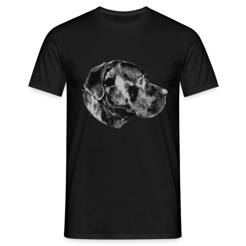 T-Shirt profilo Arturo - Maglietta da uomo
