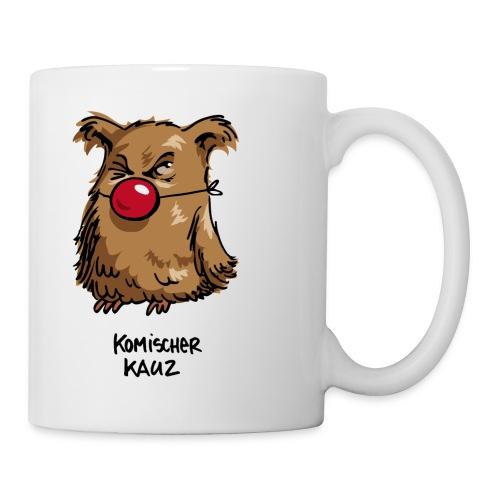 Komischer Kauz - Tasse