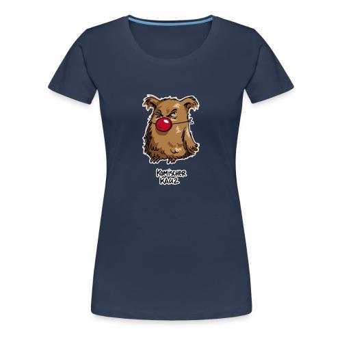 Komischer Kauz - Frauen Premium T-Shirt