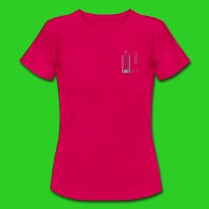 Messehochhaus Leipzig, T-Shirt women - Frauen T-Shirt