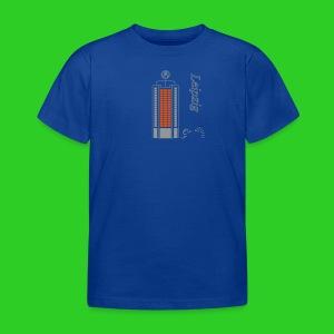 Messehochhaus Leipzig - Kinder T-Shirt