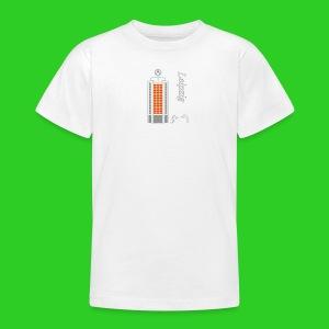 Messehochhaus Leipzig - Teenager T-Shirt