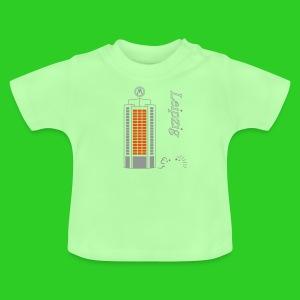 Messehochhaus Leipzig - Baby T-Shirt