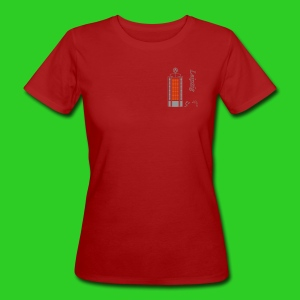 Messehochhaus Leipzig, Shirt women bio - Frauen Bio-T-Shirt