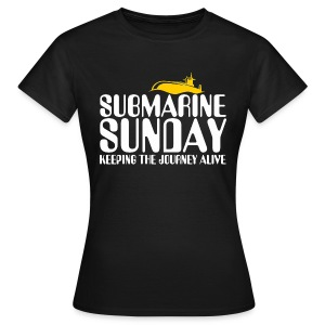 Submarine Sunday - Women's T-Shirt