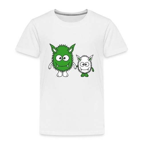 Monster and Co - T-shirt Premium Enfant