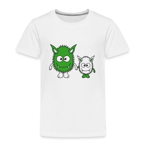 Monster and Co - T-shirt Premium Enfant