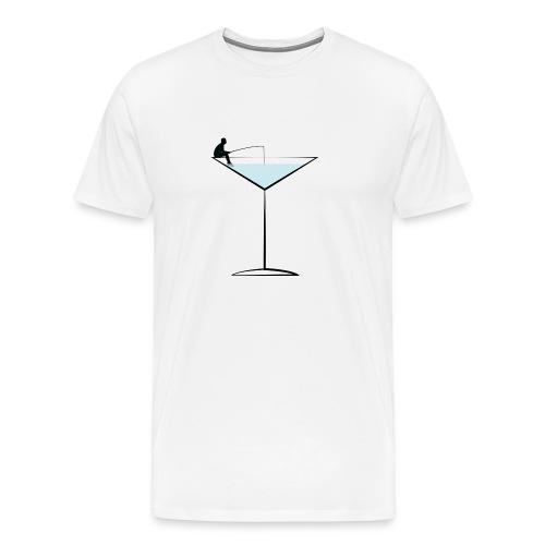 Gone Fishing II - Men's Premium T-Shirt