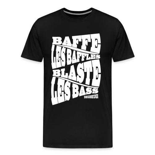 Baffe les Baffles - T-shirt Premium Homme