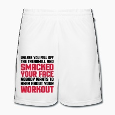 Hear About Your Workout  Pantalons et shorts
