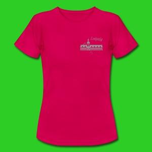 Leipzig altes Rathaus, T-Shirt women - Frauen T-Shirt