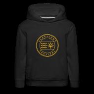 Pullover & Hoodies ~ Kinder Premium Kapuzenpullover ~ Flutlicht Hoddie Teenager