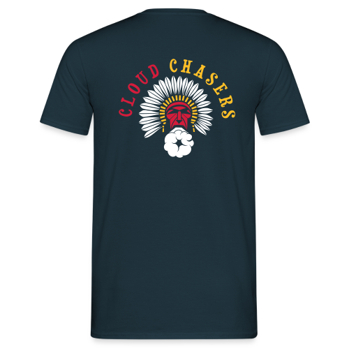 CLOUD CHASERS - T-shirt Homme