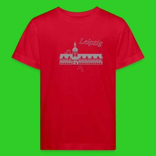 Leipzig altes Rathaus - Kinder Bio-T-Shirt