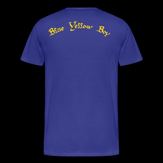 Blue Yellow Boy T-Shirt