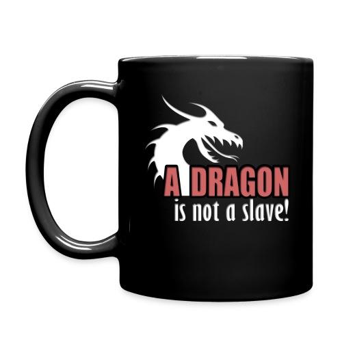 A dragon is not a slave! - Ensfarget kopp