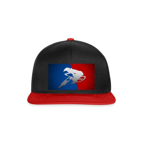 cap downhill league adjustable - Casquette snapback