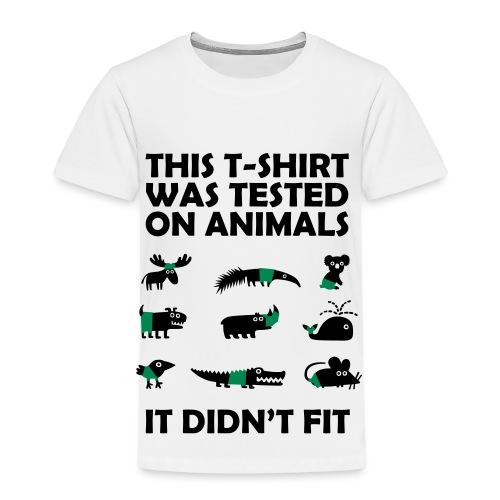 cool t-skjorte - Premium T-skjorte for barn