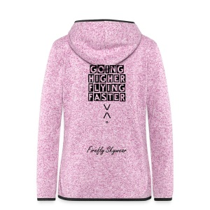 Higher/Faster Hoodie Fleece - Women's Hooded Fleece Jacket