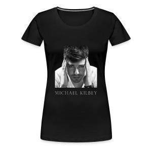 MK Icon Premium T-shirt (Black) - Women's Premium T-Shirt