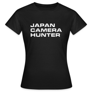 Japan Camera Hunter Ladies - Women's T-Shirt