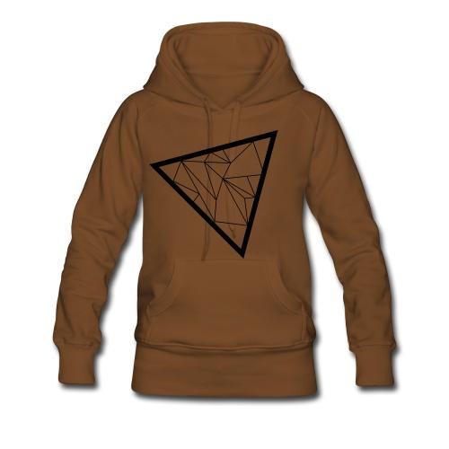 Dreieck - Frauen Premium Hoodie