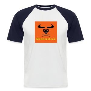 Männersteak Männer Baseball-T-Shirt - Männer Baseball-T-Shirt