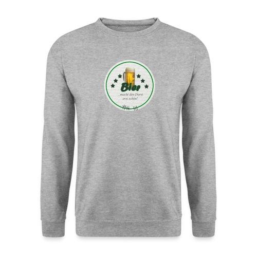 Unisex Pullover Bierdeckel schöner Durst - Männer Pullover