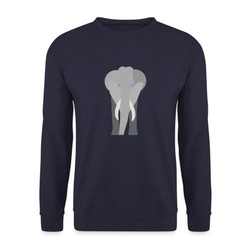 Elefant-Invaderz Sweater - Männer Pullover