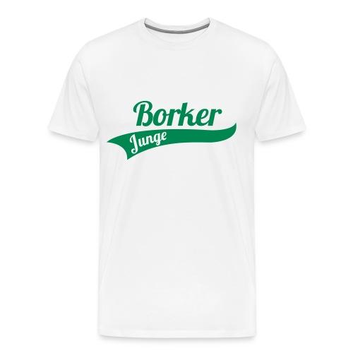 Borker Junge Shirt - Männer Premium T-Shirt