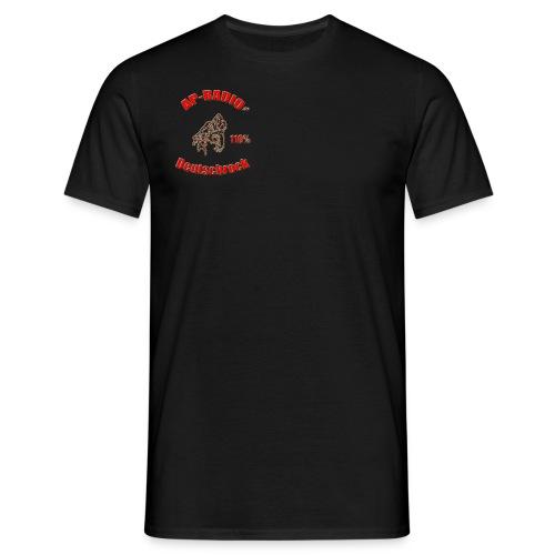 Kleines Logo vorne - Männer T-Shirt