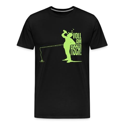 Voll am Fisch! - Männer Premium T-Shirt