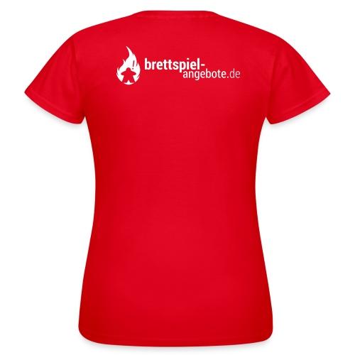 Basic T-Shirt (Frauen) - Frauen T-Shirt