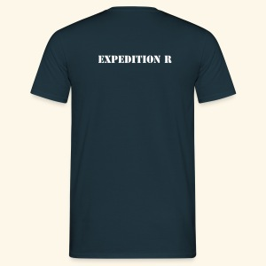 EXPEDITION R - T-Shirt Männer - Männer T-Shirt
