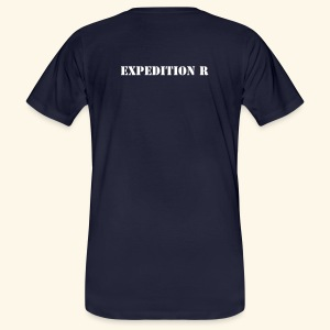 EXPEDITION R - Bio T-Shirt Männer - Männer Bio-T-Shirt