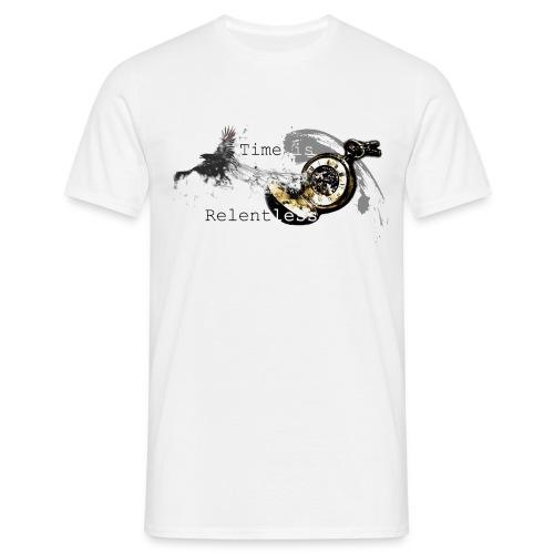 Shirt Trash Polka Time is Relentless - Männer T-Shirt