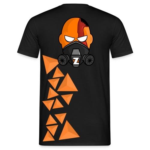 Zombro Triangle T-shirt - Herre-T-shirt