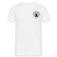 Magliette ~ Maglietta da uomo ~ t-shirt con logo AUDA su tamburo (per capi chiari)
