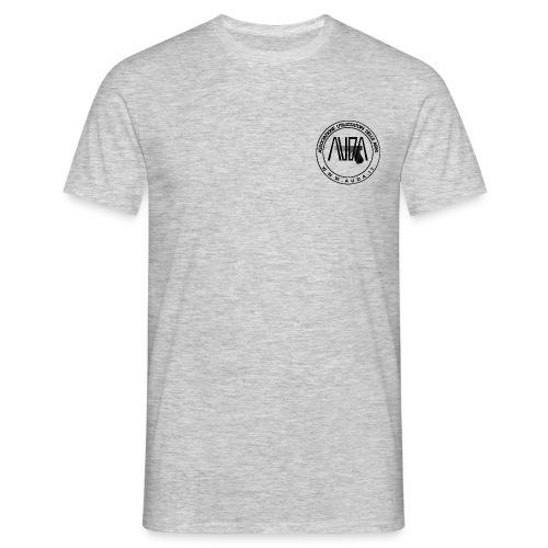 t-shirt con logo auda e glock (per capi chiari) - Maglietta da uomo