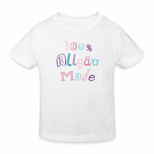 100 % Allgäu Made - Kinder Bio-T-Shirt