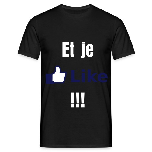 T-Shirt Like  - T-shirt Homme