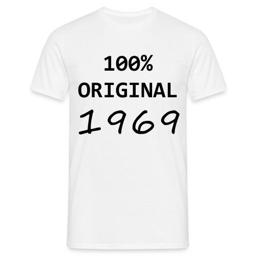 100% - Männer T-Shirt