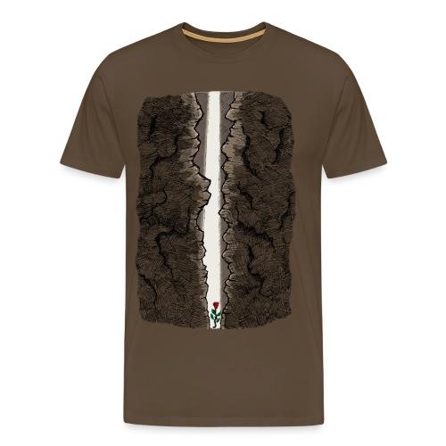 Tiefstes Herz (Männer) - Männer Premium T-Shirt
