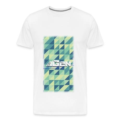 aGen - erstes Shirt - Männer Premium T-Shirt