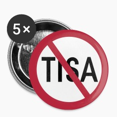 STOP TISA Buttons