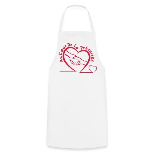 Tablier Logo Rouge - Tablier de cuisine