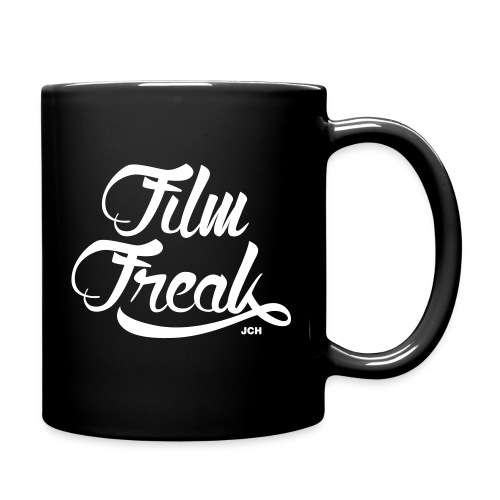 Film Freak mug - Full Colour Mug