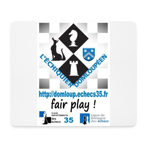 Tapis de souris paysage fair play - Tapis de souris (format paysage)