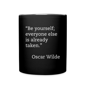 mug Be yourself - Tasse en couleur